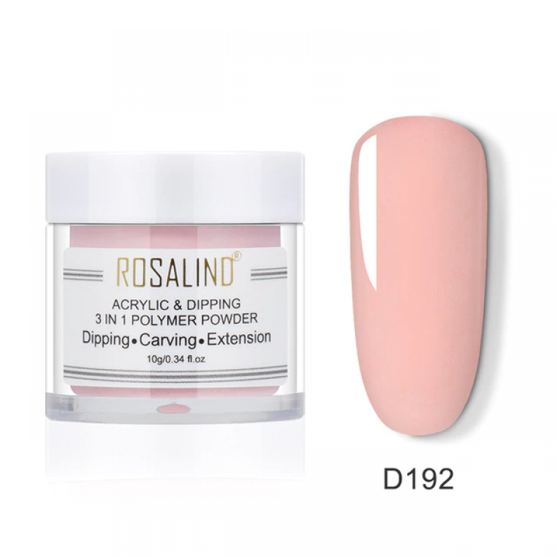PUDRA ACRYL 3 IN 1 ROSALIND D192