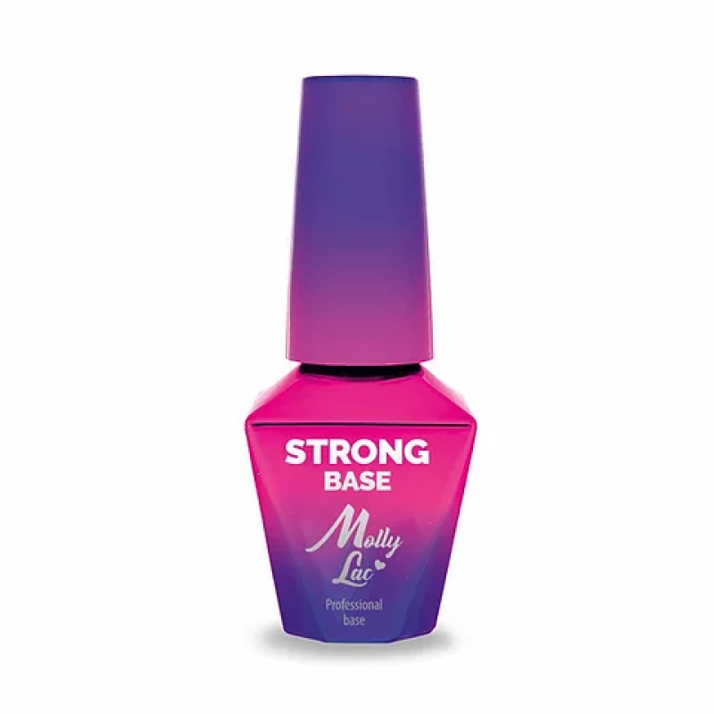 Strong Base Molly Lac 10 ml- Clear